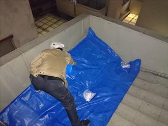 墨田区屋根葺き替え工事007