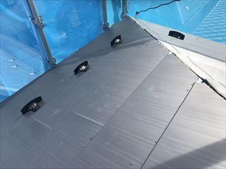 江戸川区屋根カバー