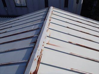 江戸川区 屋根塗装 施工前
