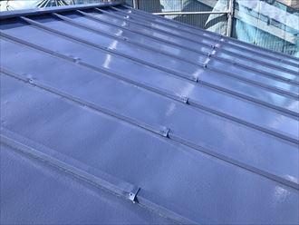 江戸川区 屋根塗装竣工