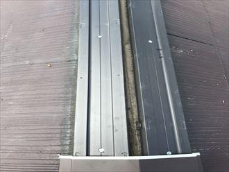 江戸川区棟板金の浮き修理002