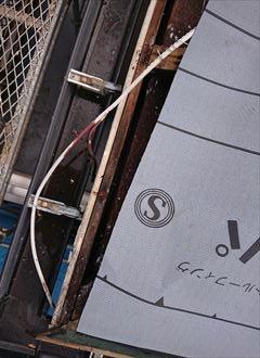 葛飾区パミール雨漏り葺き替え003