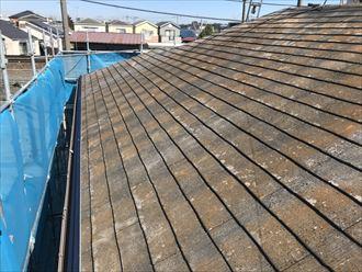 江戸川区雨漏り前に屋根カバー工事002
