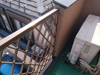 江戸川区雨漏り散水検査001