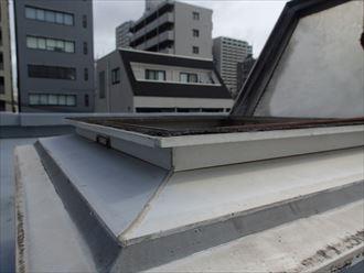 ドーム型天窓構造