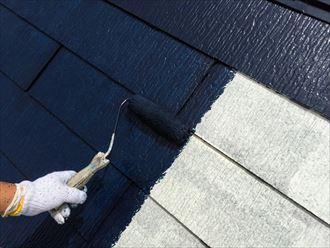 江戸川区屋根塗装004