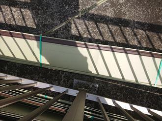 江戸川区斜壁雨漏り001