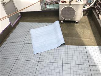 豊島区防水施工事例工事018