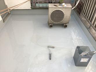 豊島区防水施工事例工事026