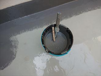 豊島区防水施工事例工事030