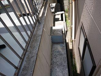 豊島区防水施工事例工事035