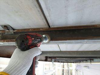 江戸川区鋼板屋根塗装004
