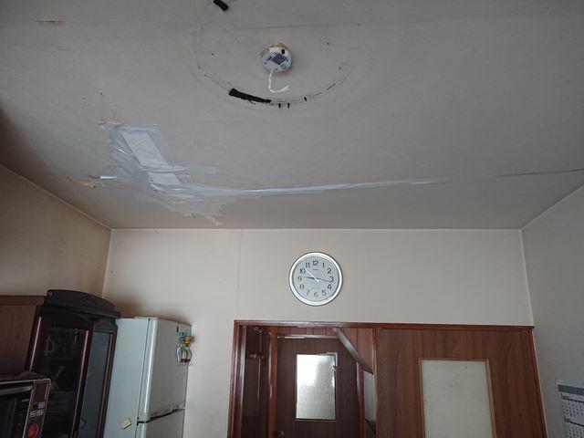 江戸川区雨漏りでは無い水漏れ大001