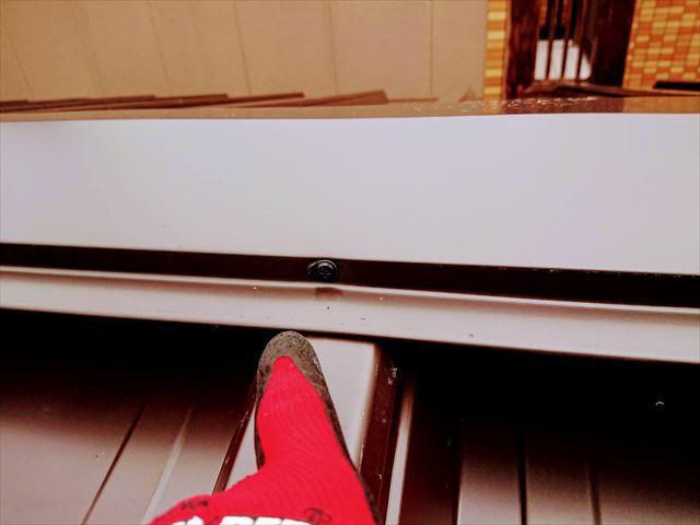 荒川区鋼板カバー完工002