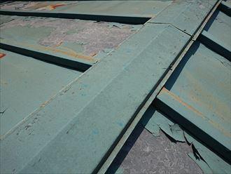 荒川区鋼板カバー点検001