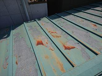 荒川区鋼板カバー点検002