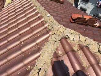 東京都北区 棟取り直し工事 棟を解体