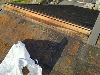 棟違いの屋根