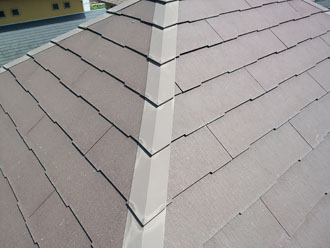 目黒区スレート屋根の点検