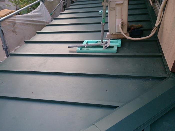 八王子市 屋根葺き替え工事完了