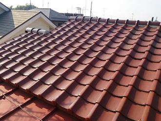 武蔵野市 屋根の調査