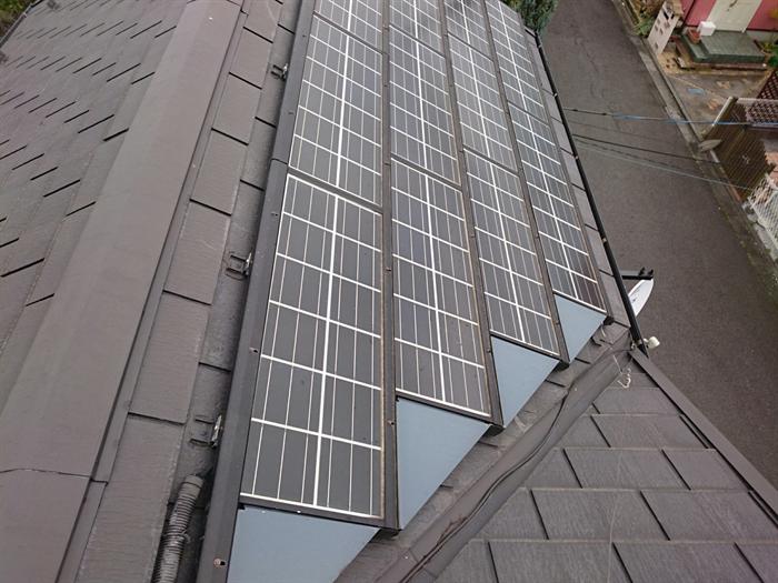 太陽光の撤去