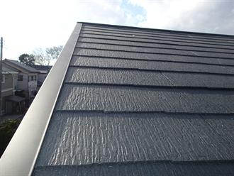 コロニアル屋根材での葺き替え