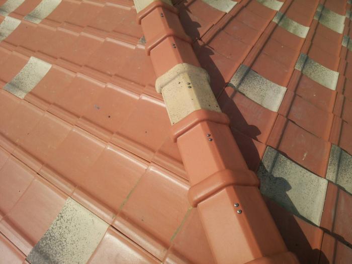 多摩市 屋根葺き直し工事完了