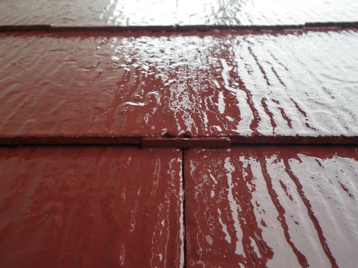 屋根表面の保護