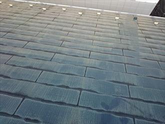 屋根の表面