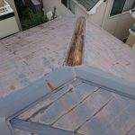 台風15号・台風19号によって被害を受けた三鷹市の住宅 施工前