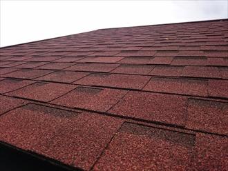 立川市幸町で1階の屋根を瓦からアスファルトシングルへ葺き替え工事