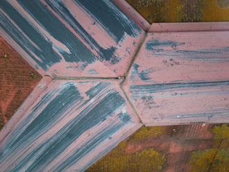 東大和市でアンテナが倒れたのをきっかけに屋根を無料点検