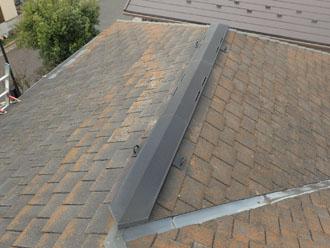 化粧スレートアーバニーの屋根