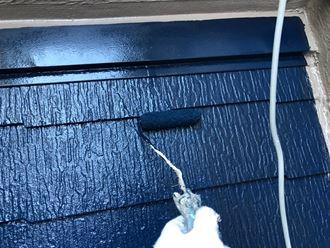 江戸川区下屋根塗装004