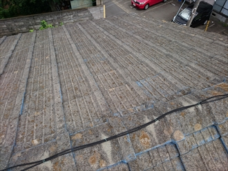 セメント瓦葺き屋根のメンテナンスは葺き替え工事