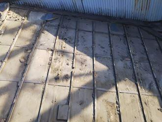 江東区東砂で瓦屋根の雨漏り修理を部分葺き直しで実施