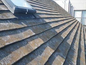 武蔵野市吉祥寺東町で反りが酷くなったスレート屋根は葺き替え工事が最適です