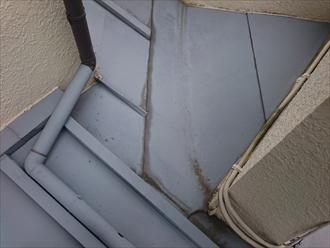 小平市花小金井で雨漏りの原因調査した結果、屋根の造りを直す必要がありました