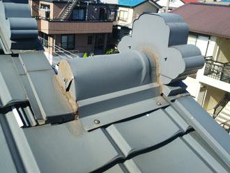 小平市小川町で「屋根材が剥がれている」と指摘された屋根に不具合はありませんでした