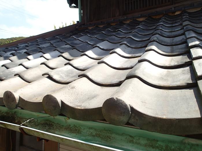 武蔵野市中町 瓦の差し替え完了