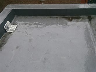 屋上防水は劣化しています