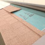 調布市緑ケ丘で傷んだスレートからジンカリウム鋼板のメリッサへ屋根葺き替え工事