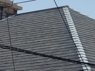 普通に見えるパミールの屋根