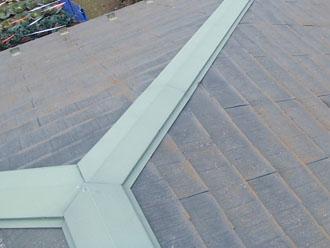 パミールの屋根を点検