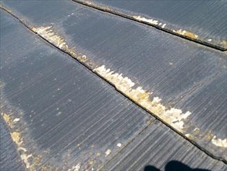 小金井市貫井北町で塗膜が剥がれたスレート屋根をカバー工事で直します