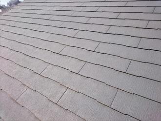 屋根の状態を確認