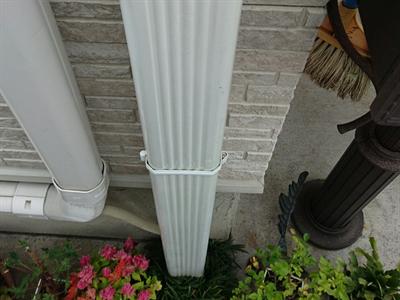 雨樋接続補修