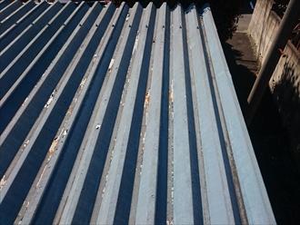 折板屋根の面積の拾い出し方は