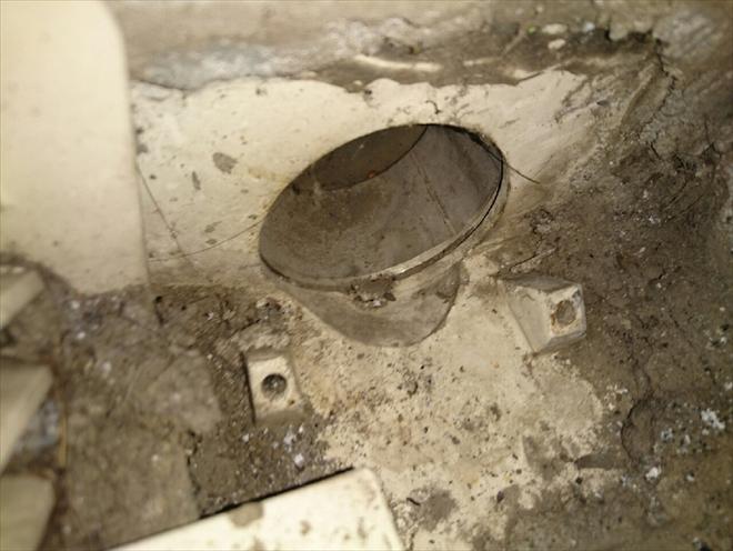 排水管の回りは雨漏りしやすい部分